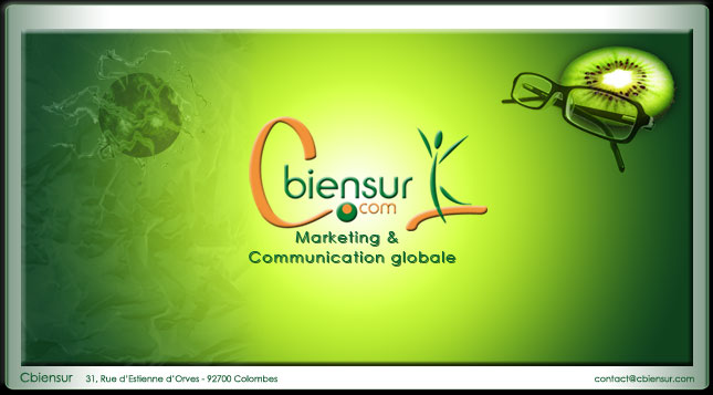 Cbiensur, marketing opérationnel et communication globale